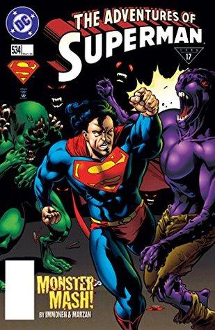 Adventures of Superman (1987-) #534