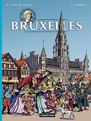 Les voyages de Jhen - Bruxelles