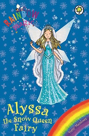 Alyssa the Snow Queen Fairy