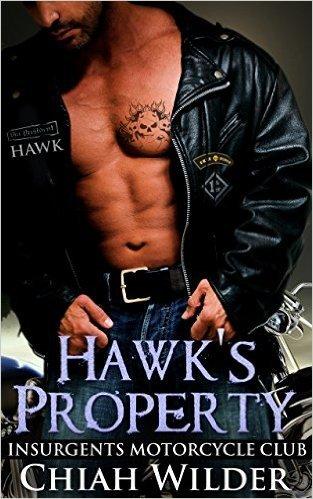 Hawk's Property (Insurgents MC #1)