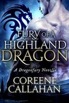 Fury of a Highland Dragon (Dragonfury; Scotland #1)