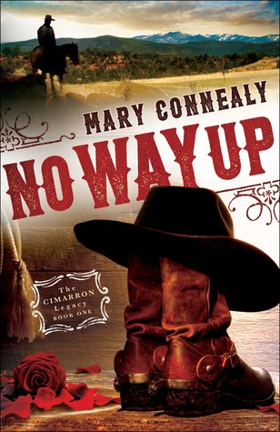 No Way Up (The Cimarron Legacy, #1)