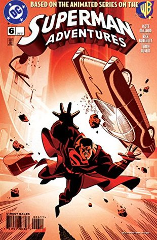 Superman Adventures (1996-) #6