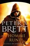 L'Homme rune by Peter V. Brett