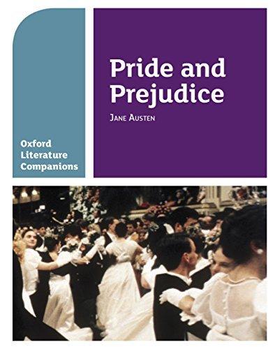 Oxford Literature Companions: Pride and Prejudice eBook