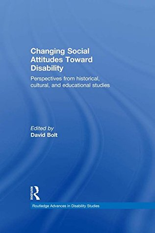 Changing Social Attitudes Toward Disabil...