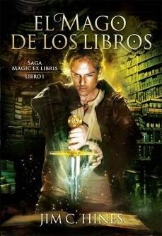 El mago de los libros (Magic Ex Libris, #1)