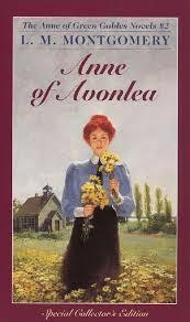 Anne of Avonlea by L.M. Montgomery