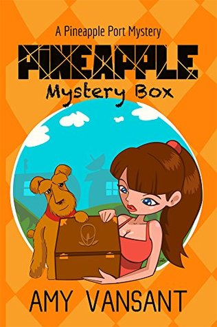Pineapple Mystery Box by Amy Vansant
