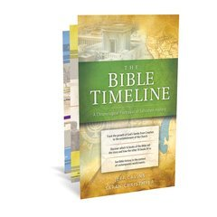 The Bible Timeline Chart New Verison