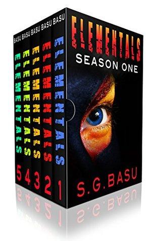 Elementals: The Complete Season One (Elementals: Season One)