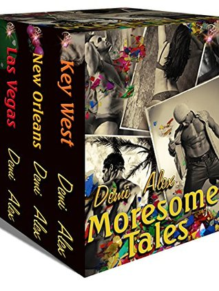 Moresome: - The eBox Set featuring Key West, New Orleans, & Las Vegas