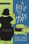 A Body to Spare by Sue Ann Jaffarian