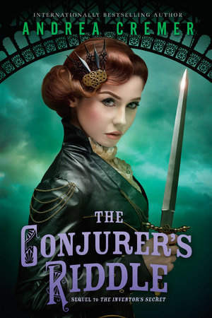 The Conjurer's Riddle (The Inventor's Secret #2)