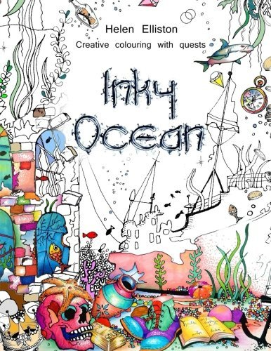 Inky Ocean: Creative Colouring with Quests