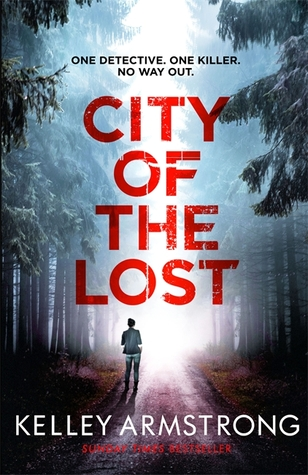 City of the Lost (Casey Duncan, #1)