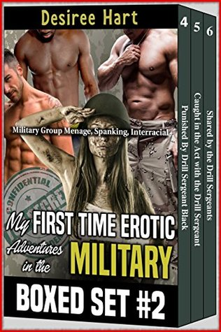 My First Time Erotic Adventures in the Military Boxed Set #2:
