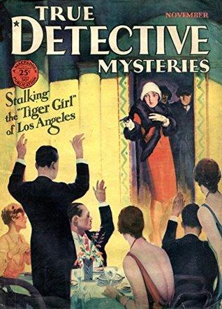 True Detective Mysteries November 1929