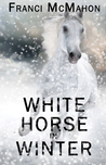White Horse in Winter by Franci McMahon