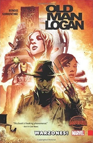 Wolverine: Old Man Logan, Vol. 0: Warzones!