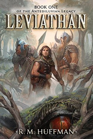 Leviathan by R. M. Huffman