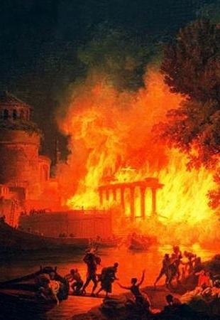 Todos los fuegos el fuego [Cuento]