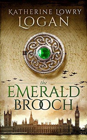 The Emerald Brooch(Celtic Brooch 4)