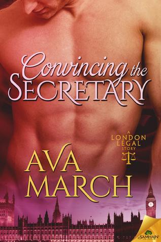 Convincing the Secretary (London Legal, #3)