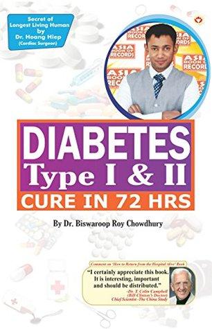 Diabetes Type 1 & 2 Cure in 72 Hours