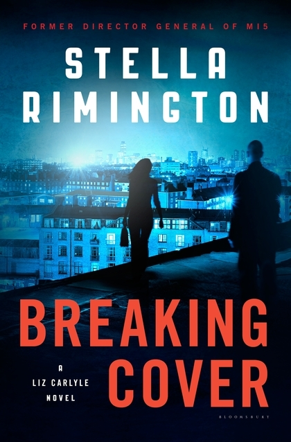 Breaking Cover (Liz Carlyle #9)
