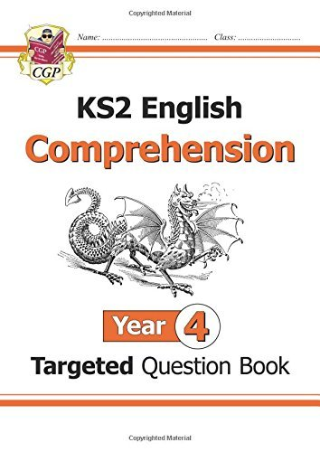 KS2 English Targeted Question Book: Comprehension Year 4