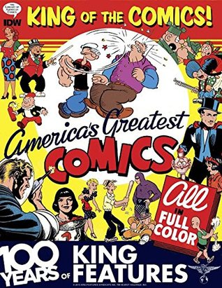 king-of-the-comics-one-hundred-years-of-king-features-syndicate