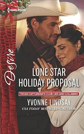 Lone Star Holiday Proposal (Texas Cattleman's Club: Lies and Lullabies #2)