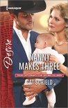Nanny Makes Three by Cat Schield
