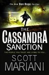 The Cassandra Sanction by Scott Mariani