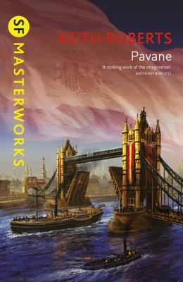 Cover - Pavane (Goodreads)