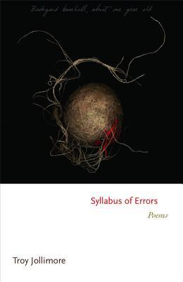 Syllabus of Errors: Poems