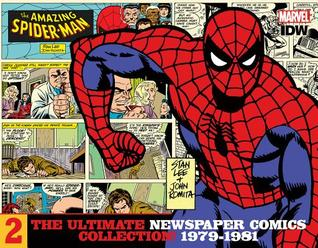 The Amazing Spider-Man: The Ultimate Newspaper Comics Collection Volume 2: 1979-1981
