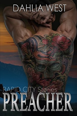 Preacher: Rapid City Stories Book Cover