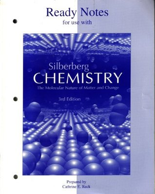 Chemistry: The Molecular Nature of Matter and Change--Ready Notes