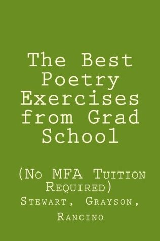 The Best Poetry Exercises from Grad School: (no Mfa Tuition Necessary)
