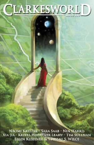 Clarkesworld Magazine, Issue 110 (Clarkesworld Magazine, #110)