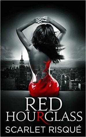 Red Hourglass by Scarlet Risque