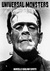 Universal Monsters - Epic Monsters in Black and White