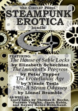 The Circlet Press Steampunk Erotica Bundle