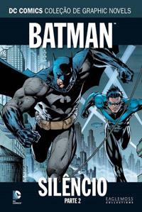 Ebook Batman: Silêncio, Parte 2 by Jeph Loeb TXT!