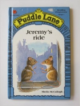 Jeremy's Ride (Puddle Lane Stage 1 Book 20)