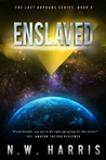 Enslaved  (The Last Orphans #3)