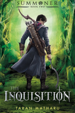The Inquisition (Summoner #2) – Taran Matharu