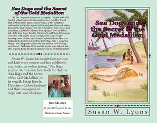 Sea Dogs and the Secret of the Gold Medallion (ePUB)